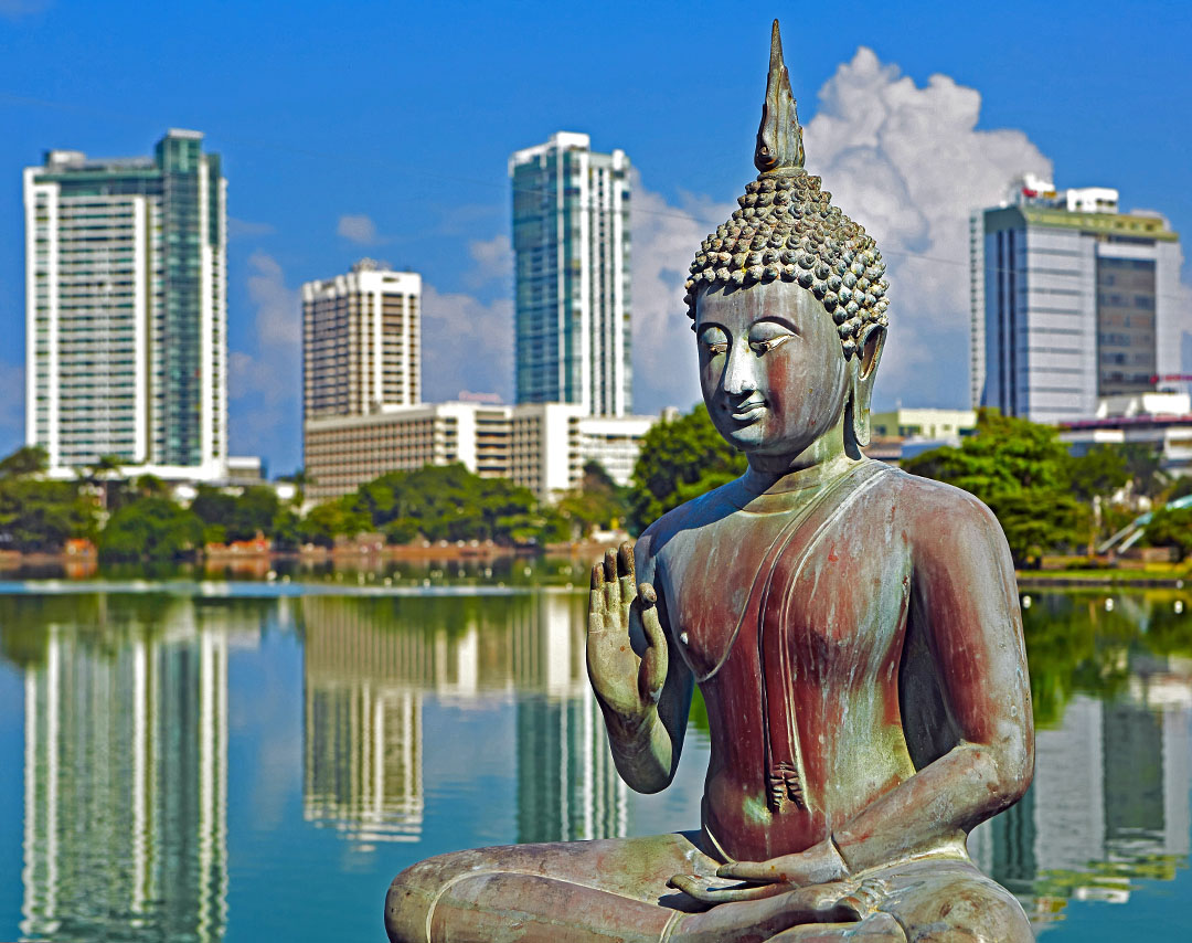 Find your ideal flight to Colombo