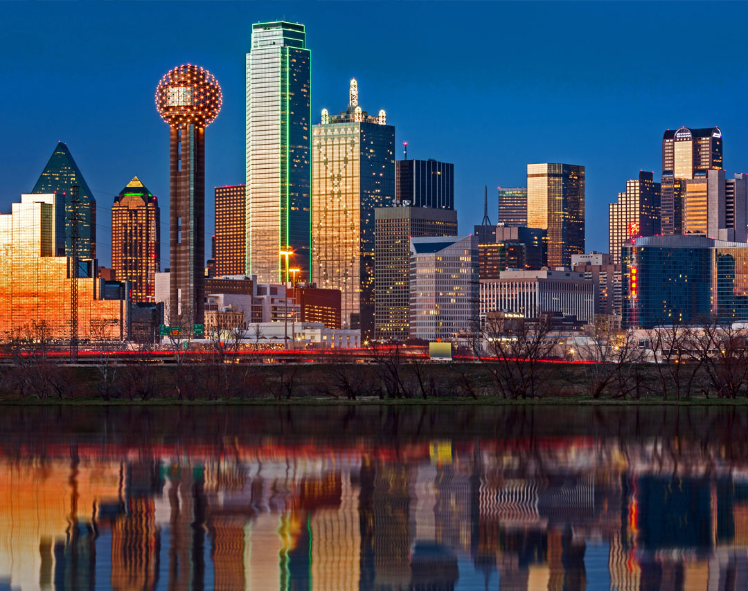 Flights from Ho Chi Minh City to Dallas as low as ₫18,725,730