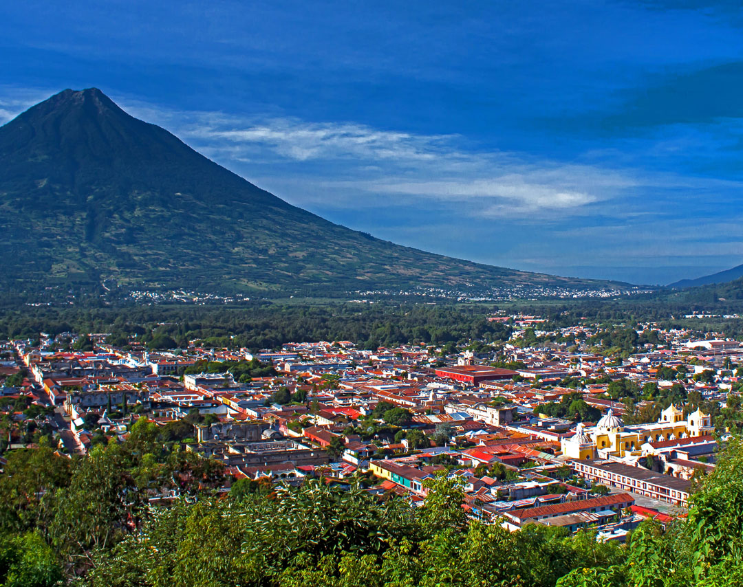 Cheap Flights From Mexico City To Guatemala City