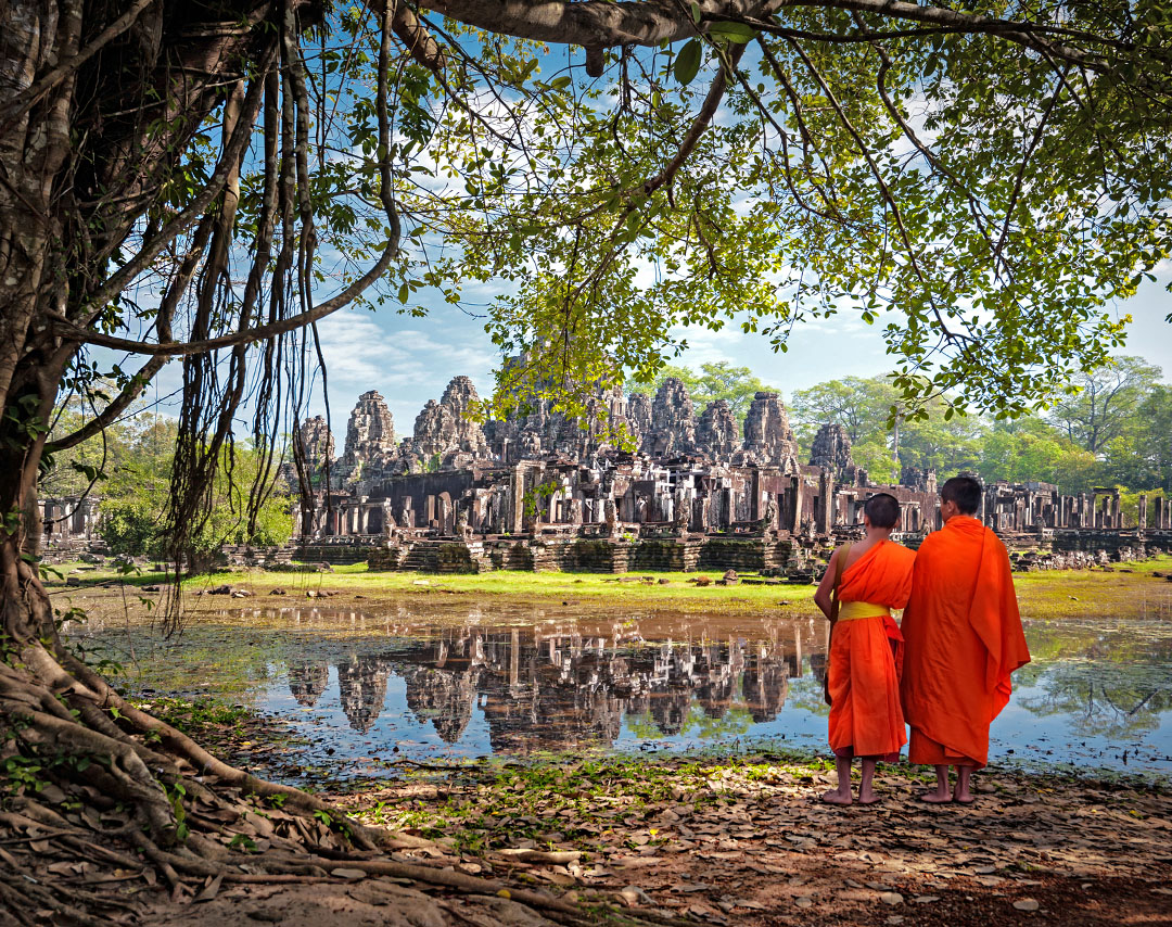 Flights from Ho Chi Minh City to Siem Reap as low as ₫3,586,404