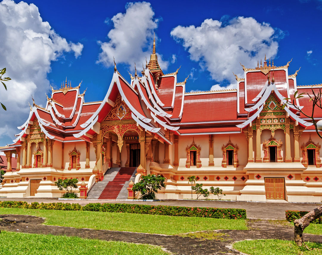 Flights from Ho Chi Minh City to Vientiane as low as ₫4,840,511