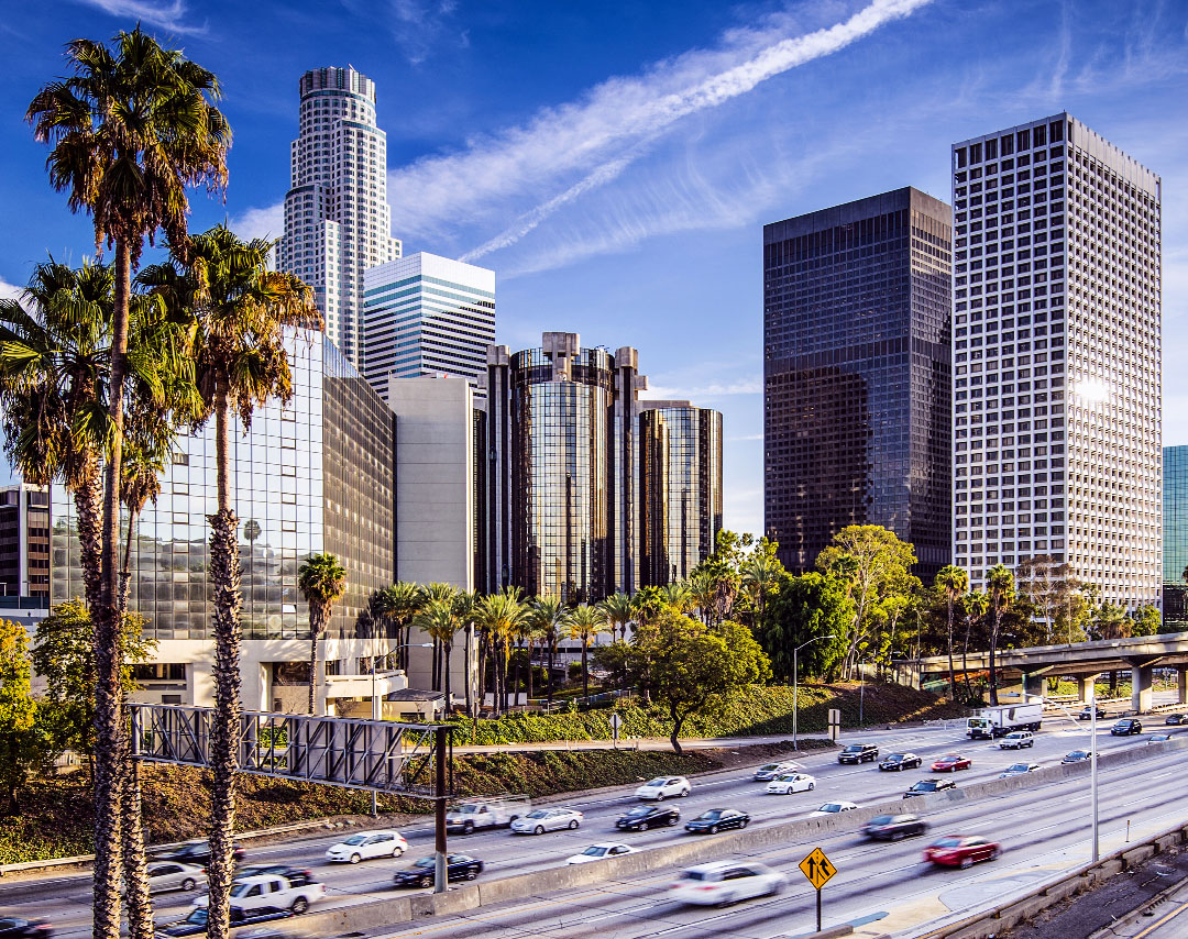 Flights from Ho Chi Minh City to Los Angeles, California as low as ₫12,408,069