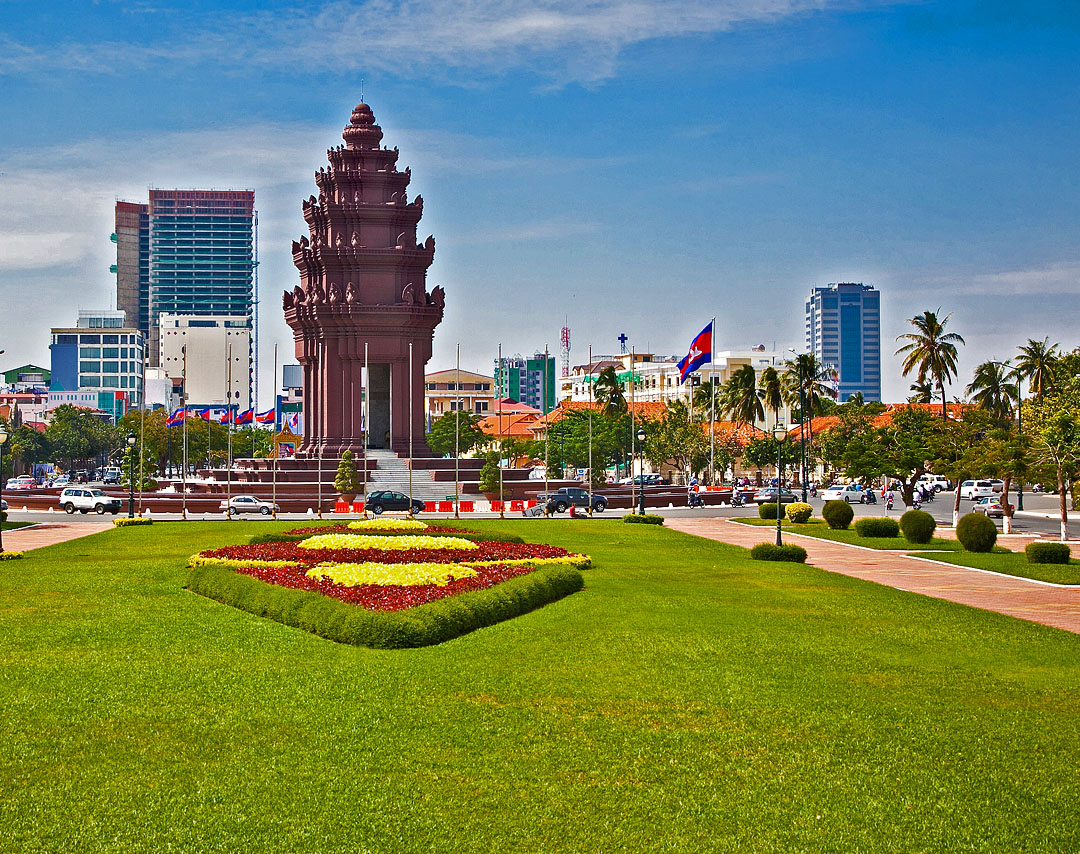 Flights from Ho Chi Minh City to Phnom Penh as low as ₫2,052,596