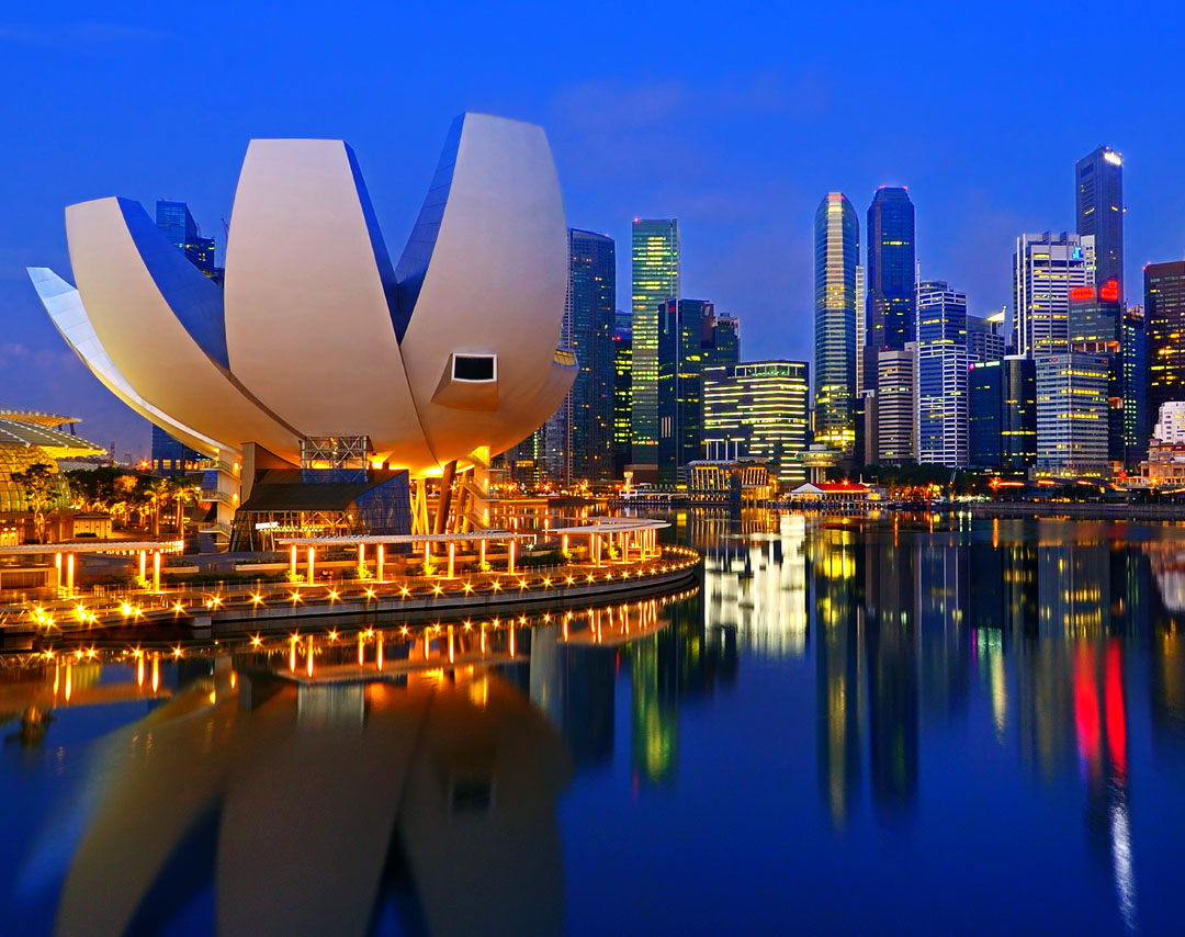 Flights from Ho Chi Minh City to Singapore as low as ₫1,894,704