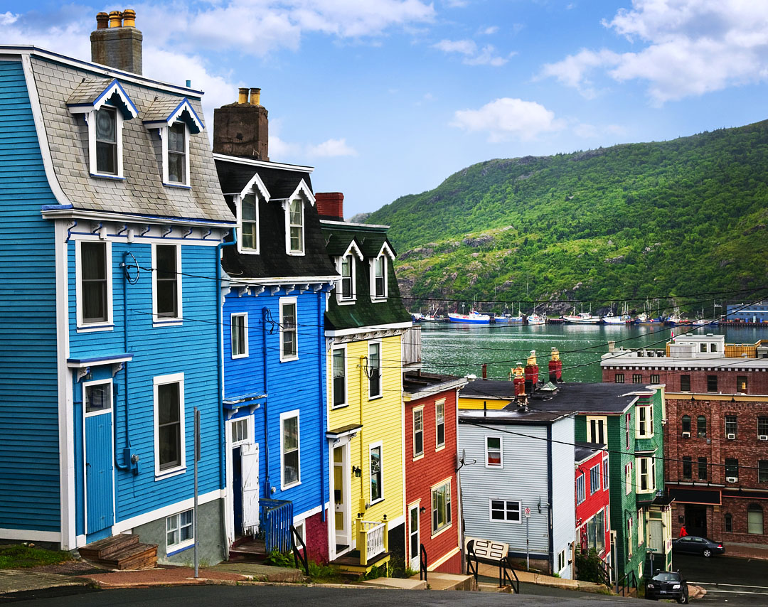 Cheap Flights to St Johns, Newfoundland and Labrador from