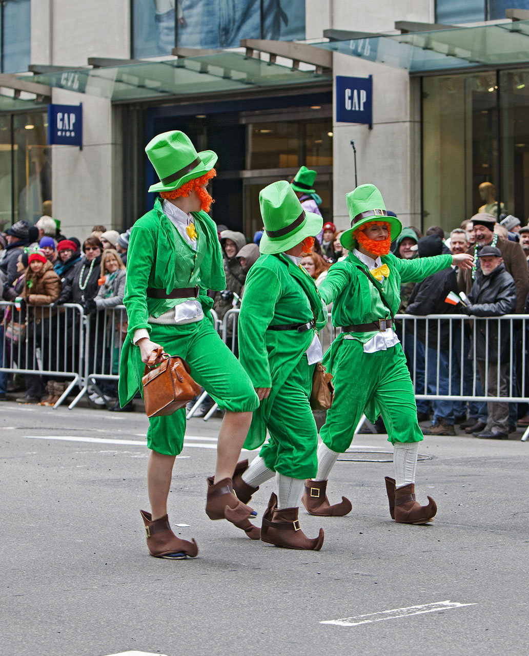 St. Patrick's Day Parade - New York