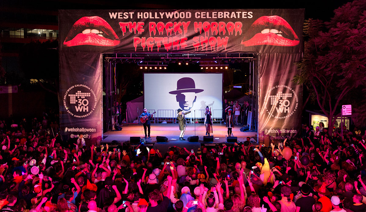 Flights to West Hollywood Halloween Carnaval | FareCompare