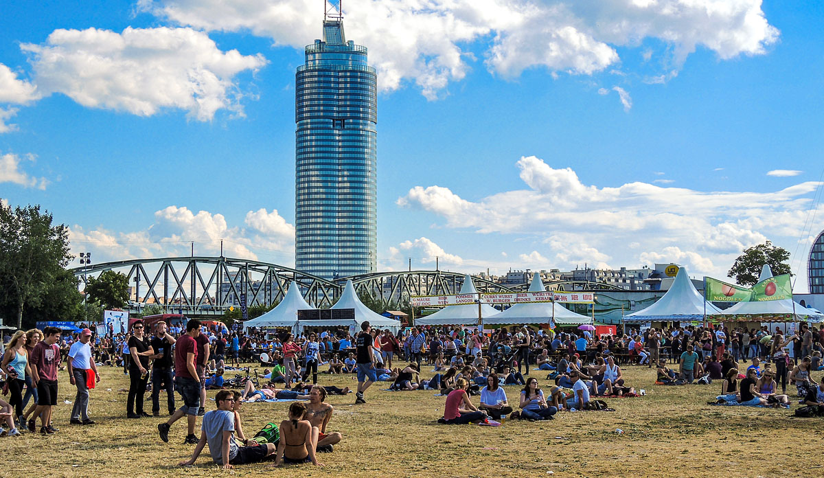 Donauinselfest: Search, Find & Save On Flights To Donauinselfest