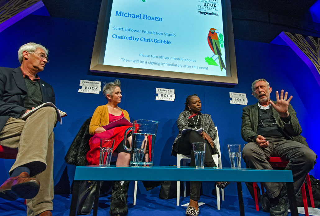 Search Flights for the Edinburgh International Book Festival