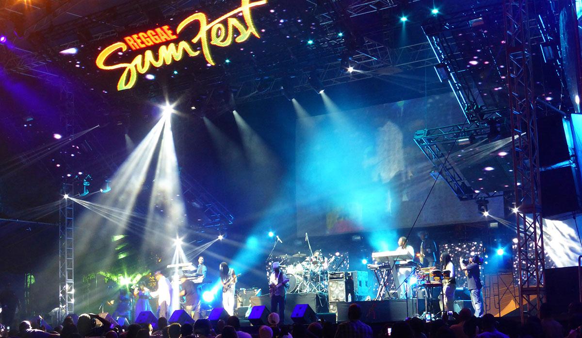 Save On Flights To Reggae Sumfest Jamaica FareCompare - Reggae sumfest